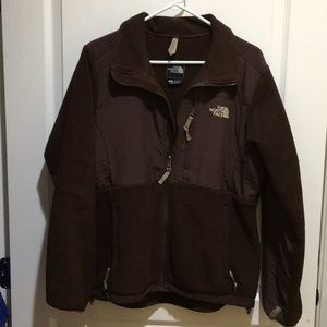 North Face Brown Jacket